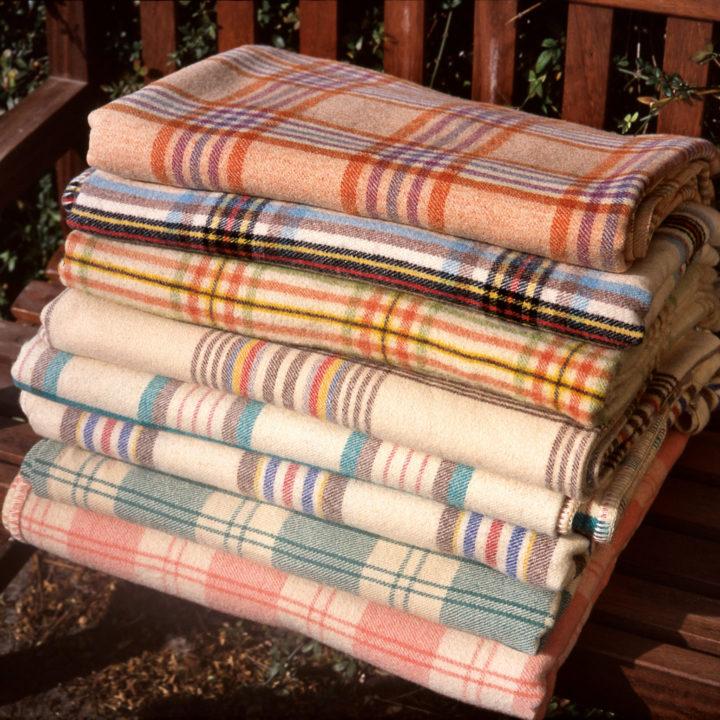 Welsh Wool Blankets