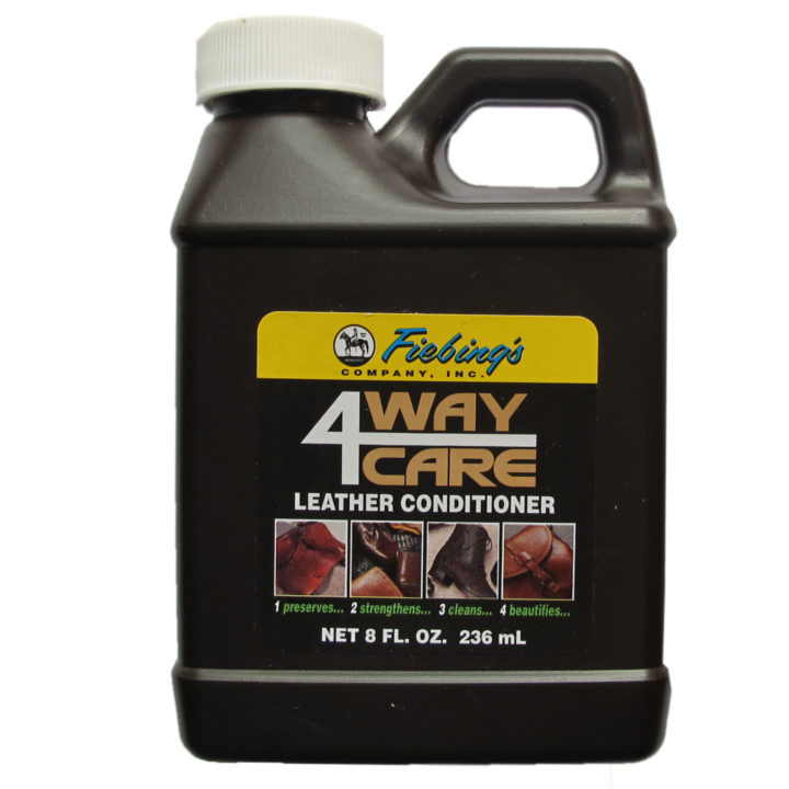 Leather Conditioner 4-Way Care