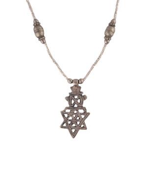 Ethiopian Coptic Cross and Chain EC12