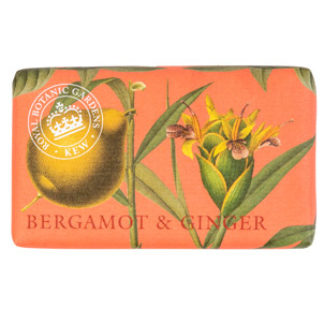 Kew Gardens Botanical Soap - Bergamot and Ginger
