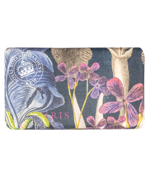 Kew Gardens Botanical Soap - Iris