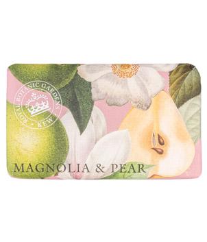Kew Gardens Botanical Soap - Magnolia and Pear