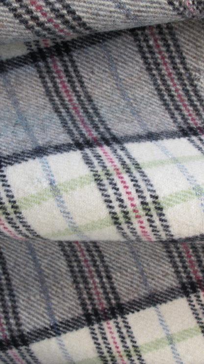 Old Welsh Blanket, Narrow Loom NL39 Detail
