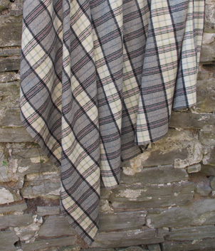 Old Welsh Blanket, Narrow Loom NL39
