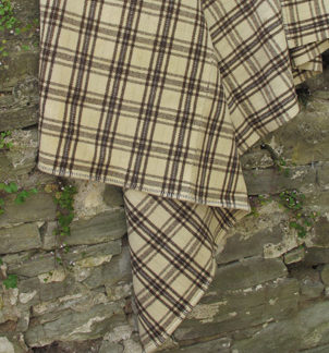 Old Welsh Blanket, Narrow Loom NL35