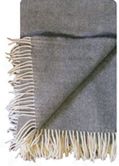 Spanish Fringed Throw