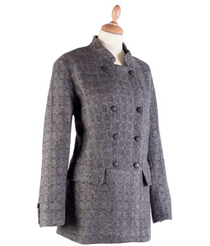 The Assam Womens Wool Jacket