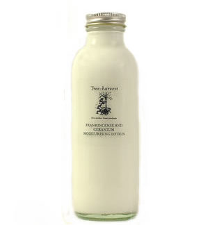 Frankincense and Geranium Moisturising Body Lotion