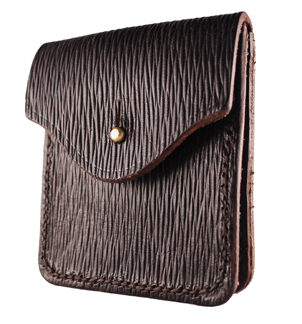 Classic English Leather Gents Purse