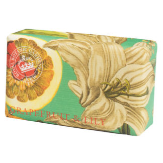 Kew-Gardens-Botanical Soap Grapefruit and Lily