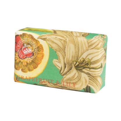 Kew-Gardens-Botanical Soap Grapefruit and Lily
