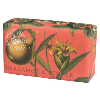 Kew Gardens Botanical Soap Bergamot and Ginger