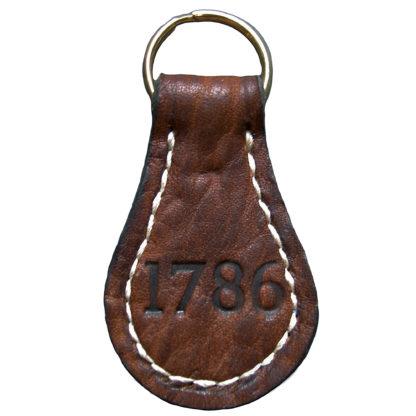 Russian Reindeer Key Ring