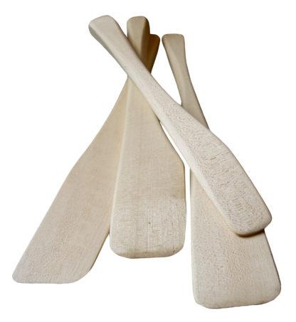 Welsh Wood Spatulas