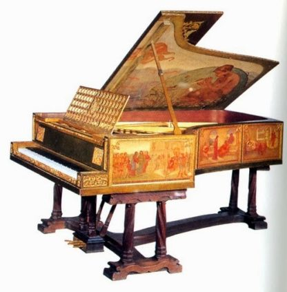 Phoebe Traquair Willowwood Piano