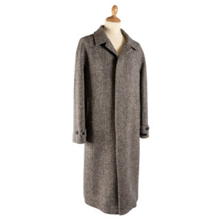 The Corrib - Mens Classic Tweed Overcoat