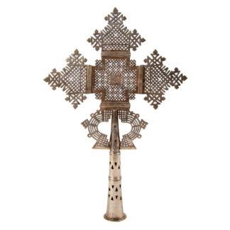 Ethiopian Coptic Cross LC02