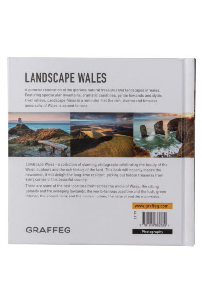 Landscape Wales by Terry Wales Back Cover