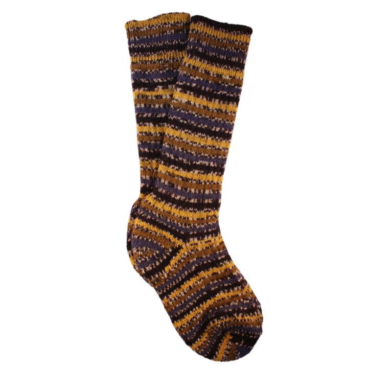 The Blue Tit British Wool Socks