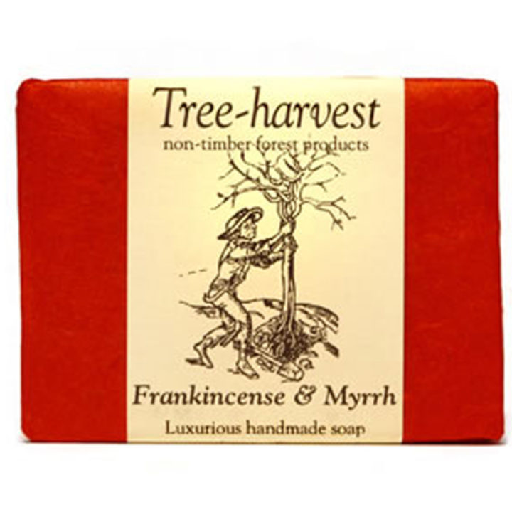 Frankincence and Myrh Soap