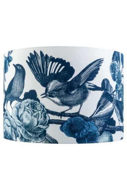 Garden Birds Lampshade 2