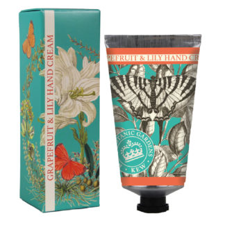 Kew Gardens Hand Cream - Grapefruit and Lily