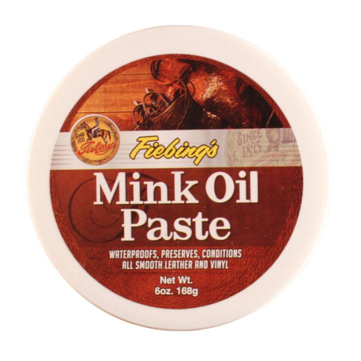 Mink Oil Paste
