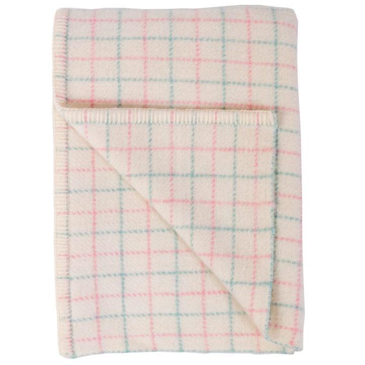 New-Welsh-Wool-Baby Blanket