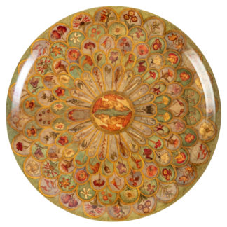 Phoebe Traquair Circular Tray
