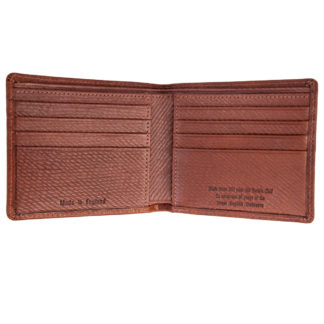 Russian Reindeer Leather Standard Wallet