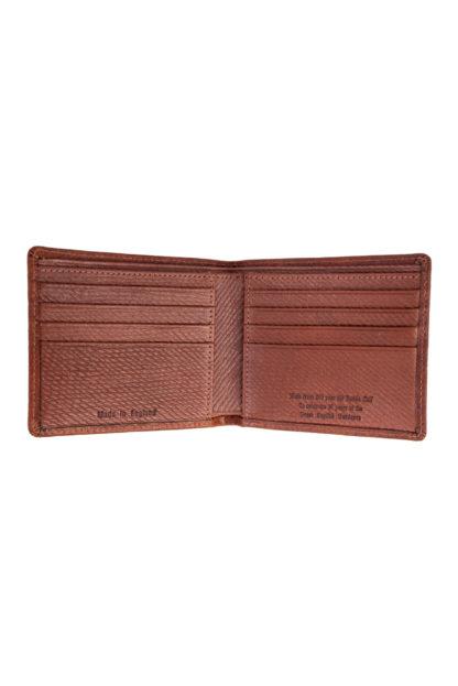 Russian Reindeer Leather Standard Wallet