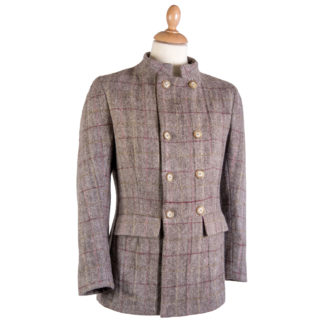 The HImal Mens Wool Tweed Jacket