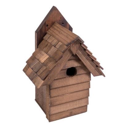 Wood-Bird-Box