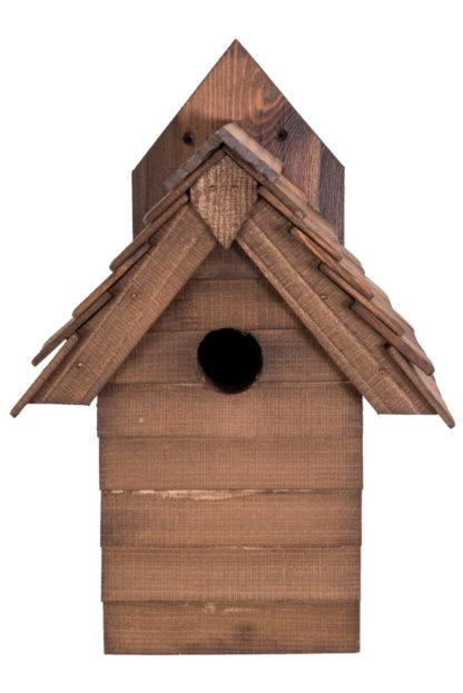 Wood Bird Box 2
