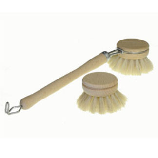 Natural Wood Washing Up Brush
