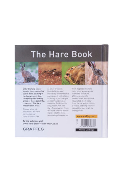 The Hare Book Back Cover