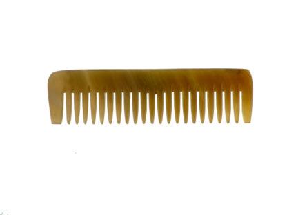 horn wallet comb