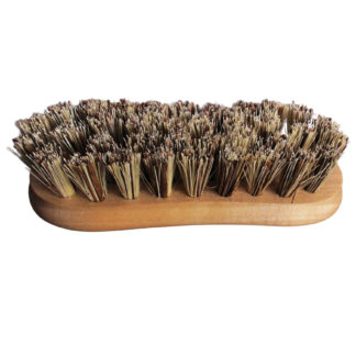 Wood Vegetable Brush