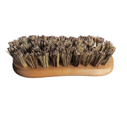 Wood Vegetable Brush