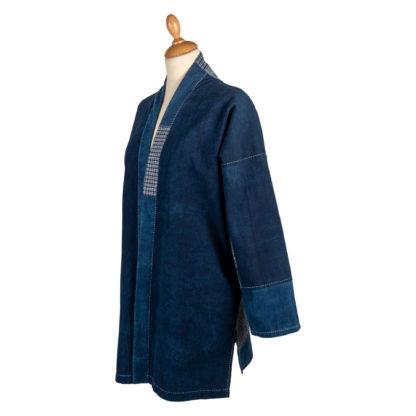 Hand Made Chinese Long Jacket CLJ01