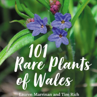 101 Rare Plants of Wales Book