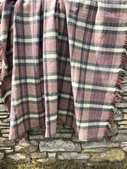 Old Welsh Blanket, Narrow Loom NL59