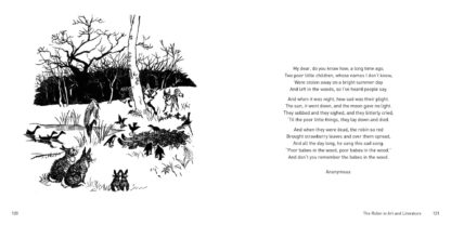 The Robin Book Back Cover Inside Pages 1