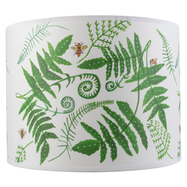 The Fern Lampshade
