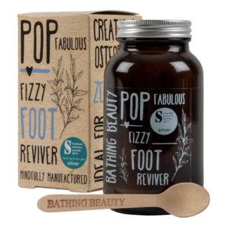 Bathing Beauty Pop Fizzy Foot Reviver
