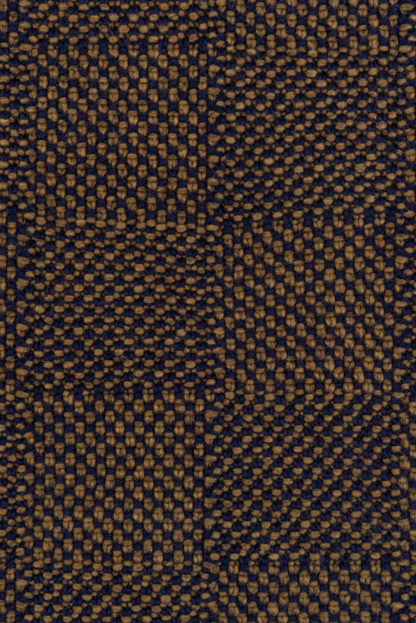 Womens Olive and Navy Blue Wool Jumper Detail