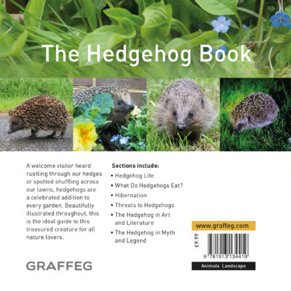 The Hedgehog Book BC