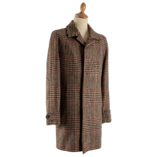 The Erne Mens Tweed Coat