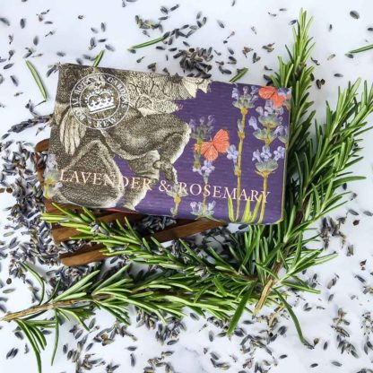 Kew Gardens Botanical Soap - Lavender and Rosemary 2