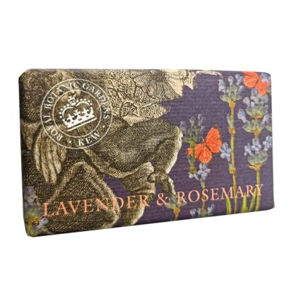 Kew Gardens Botanical Soap - Lavender and Rosemary